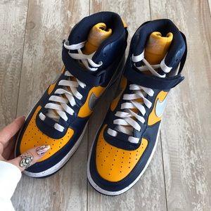 san francisco 6b061 bc2a3 Nike Shoes - NWTNike ID Air Force 1 Premium Custom Oreo!